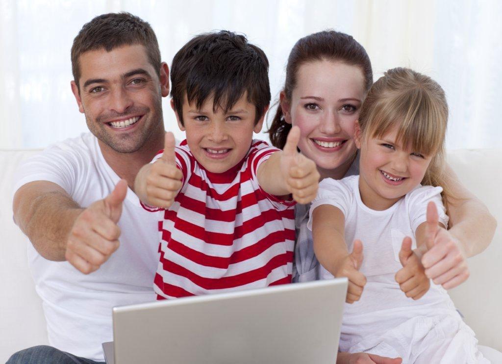 NovoGrejanje - Srećna porodica